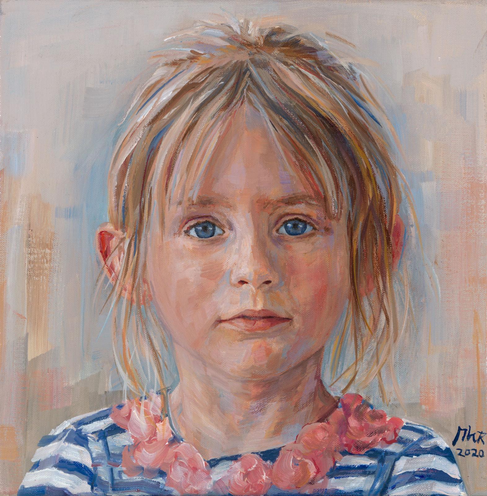 portretschilderij van Gaia