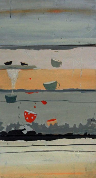 Floating cups 2, sold